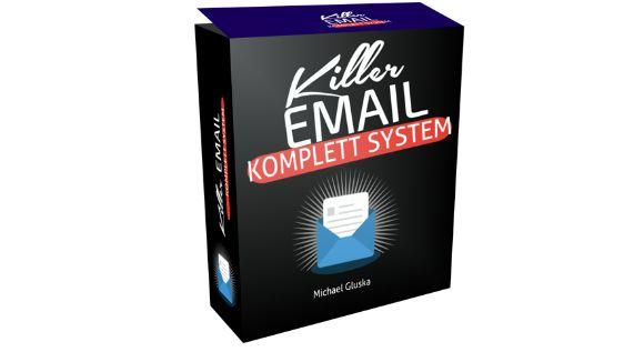 E-Mail Killer Komplettsystem
